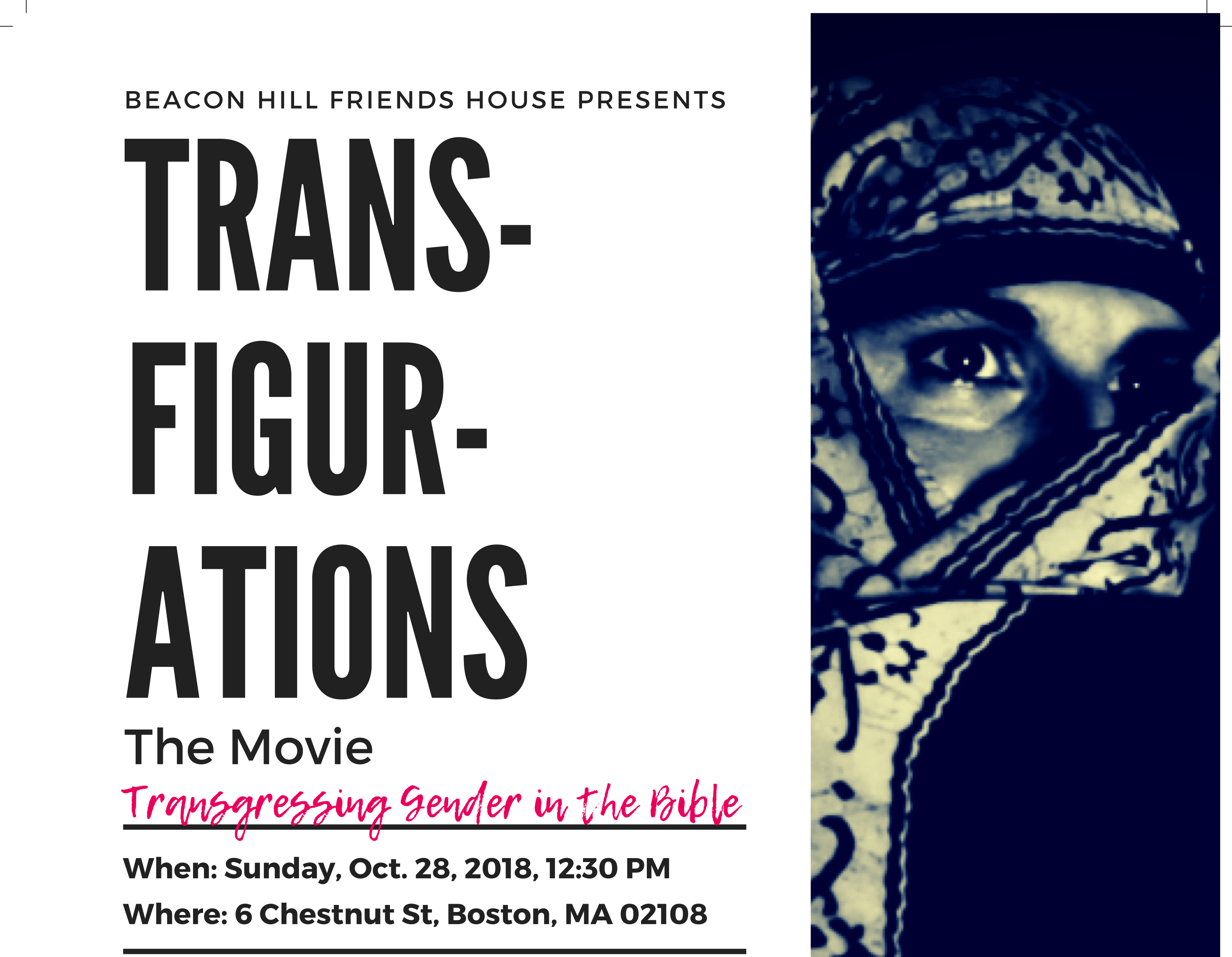 Transfigurations: the Movie