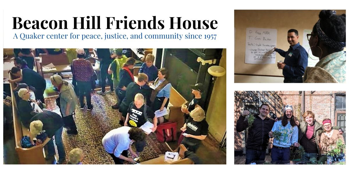 Help the Friends House expand our impact